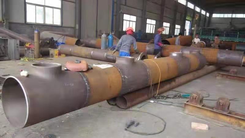 汇气管厂家